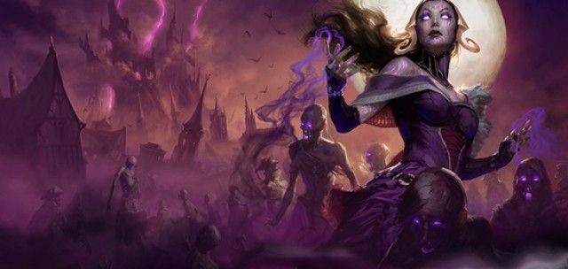 Liliana of the Veil (Part 3)