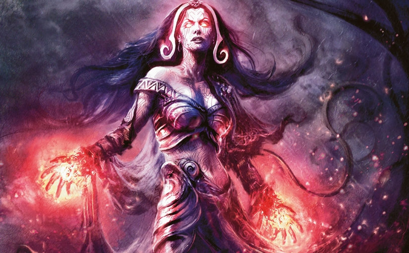 Liliana of the Veil (Part 2)